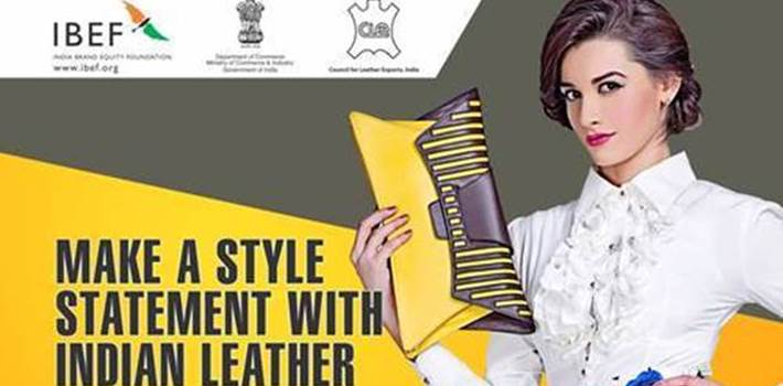 Benchmarking Indian leather products across the world