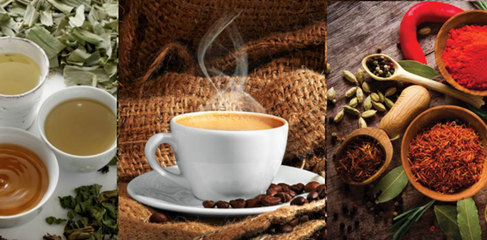 India tea, coffee, spices: Engaging the digital audience!