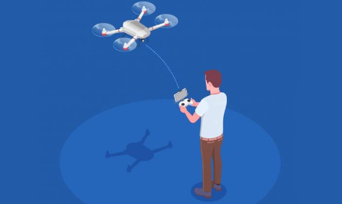 Indian Drone Industry Reaching the Skies