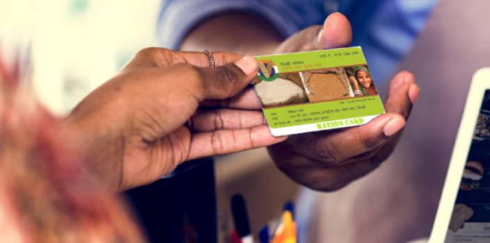 One Nation One Ration Card – Access to Food Grains Anywhere