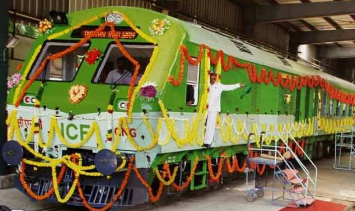Indian Railways en route to be the