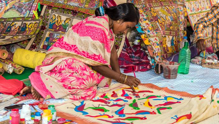 India's handicraft crafts: A sector gaining momentum