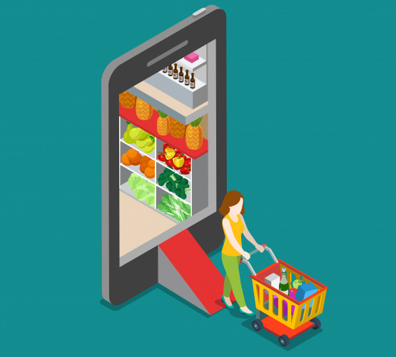 Grocery E-commerce Picking Up for FMCG Companies