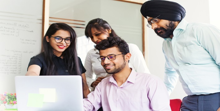 Indian fintech start-ups: At the right place, at the right time!