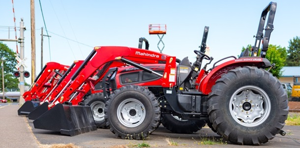 India: Strong in Tractor Manufacturing