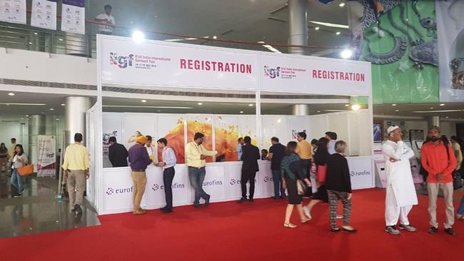 india international garment fair 2018 -2