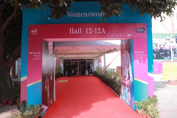 india international garment fair 2018 -18