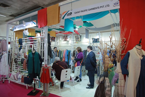 india international garment fair 2018 -22
