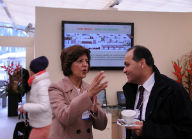 India Adda© at the Annual Meeting of the World Economic Forum 2014
