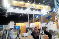 India Pavilion at INNOPROM