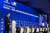 Russia India Business Forum at INNOPROM