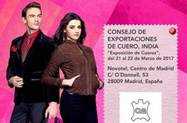 India Leather Show Spain