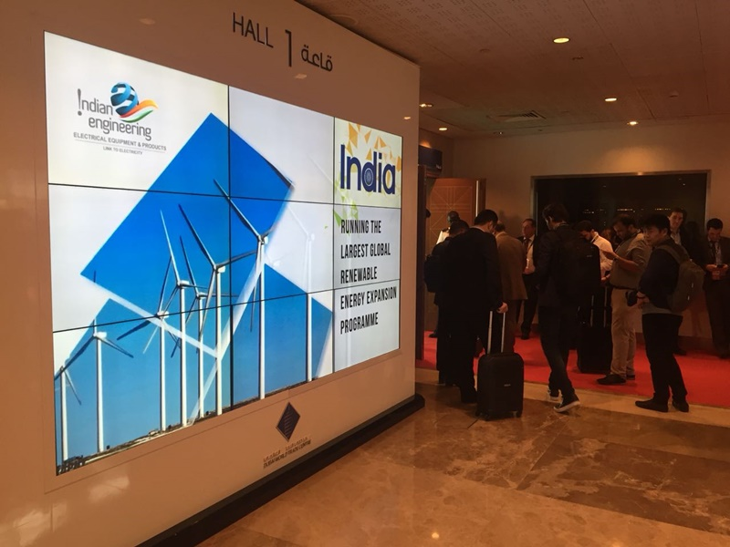 Middle East Eelectricity 2018