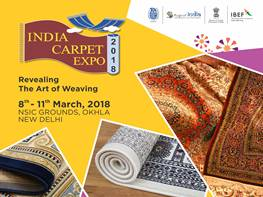 Indian Carpet Expo 2018