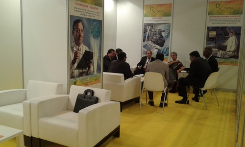 Brand India Pharma at CPhI Worldwide 2015, Spain