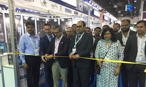 Brand India at Automechanika Dubai, 2018