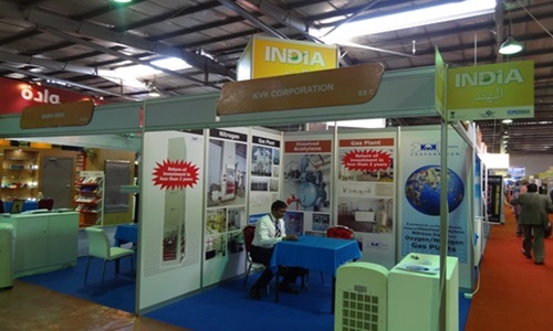 Brand India Engineering at JIMEX 2016