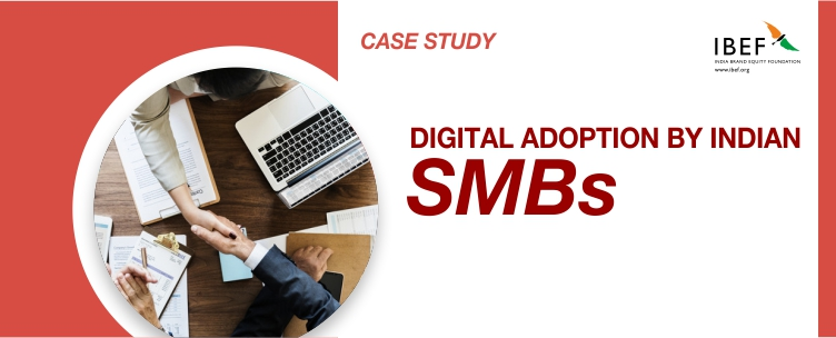 Digital Adoption by Indian SMBs