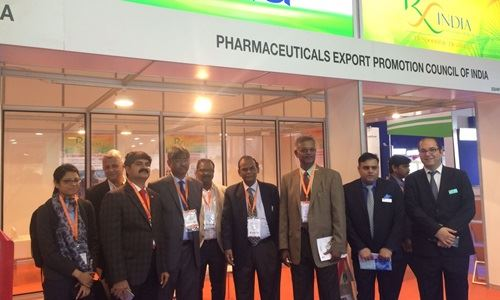 Brand India Pharma at CPhI Worldwide 2016