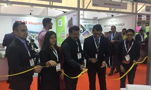Brand India at Arab Health 2018, Dubai.