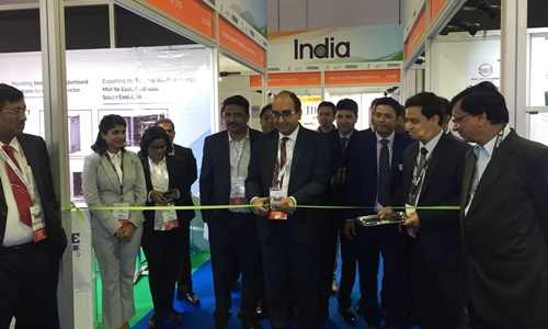 Brand India Engineering at MEE 2018, Dubai