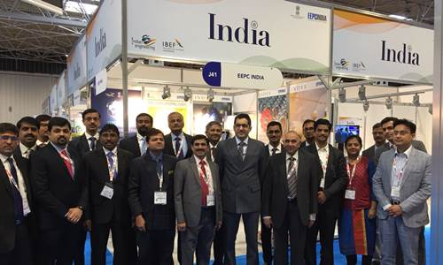 Brand India Engineering at Subcon, Birmingham, 2018
