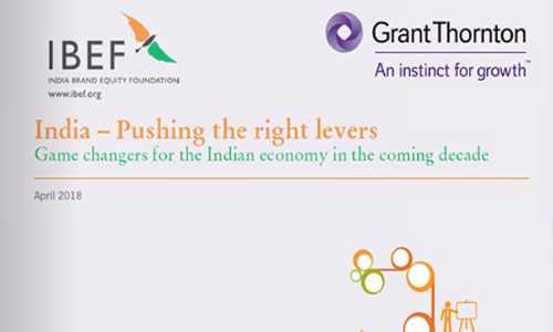 India - Pushing the right levers