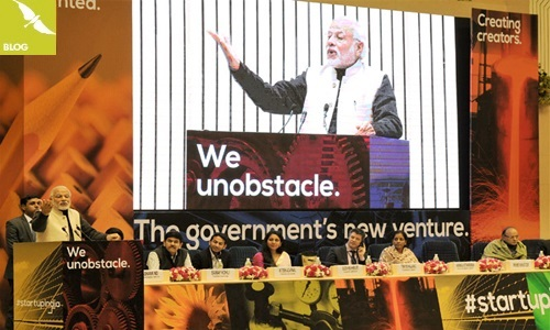 Blog: Start-up India initiative: Ordinary Indians, Extraordinary Enterprise