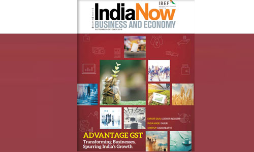 India Now Business and Economy September - October 2018