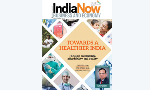 India Now Business and Economy July - August 2018