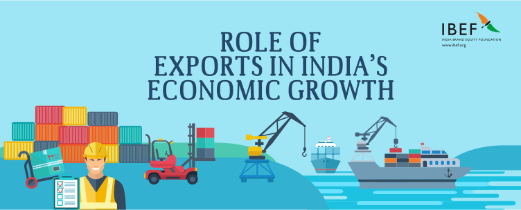 ROLE OF EXPORTS IN INDIA'S ECONOMIC GROWTH