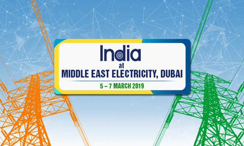 Brand India Engineering at Middle East Electricity 2019