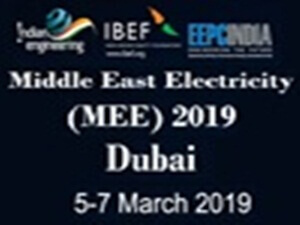 Middle East Electricity (MEE) 2019